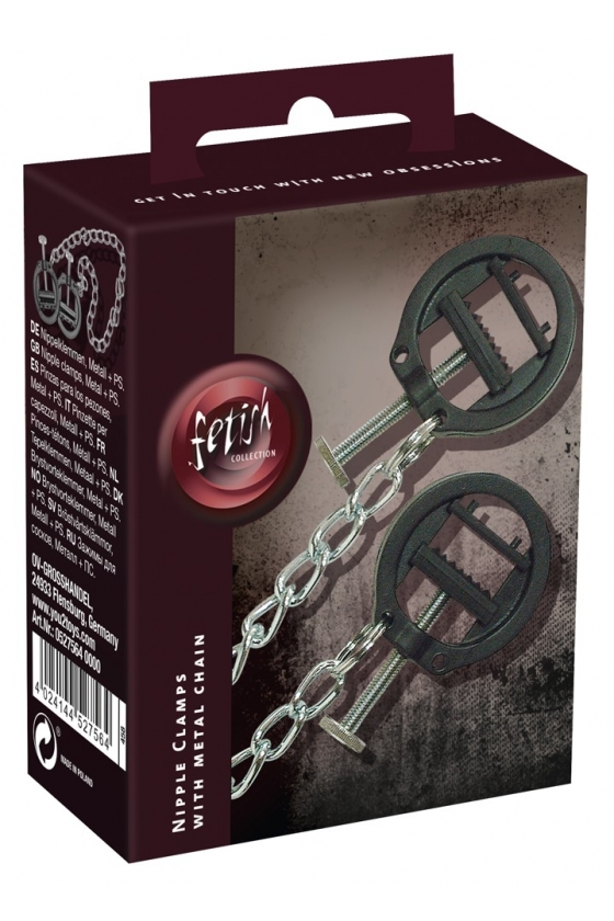 PL NIPPLE CLAMPS