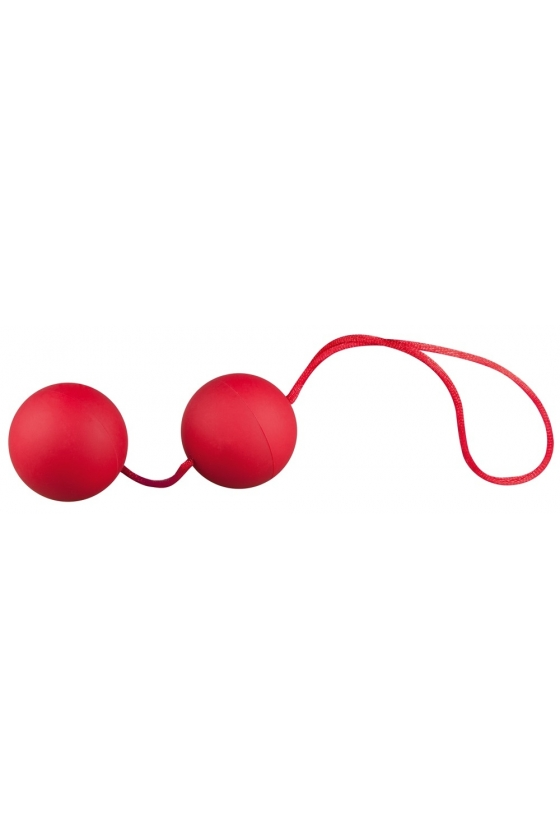 VELVET RED BALLS