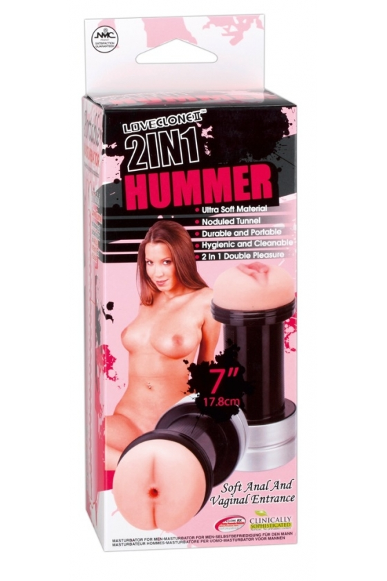 2 IN 1 HUMMER ASS / VAG