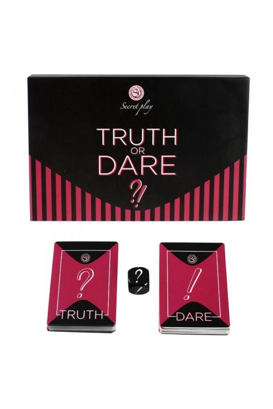 SECRETPLAY TRUTH OR DARE...