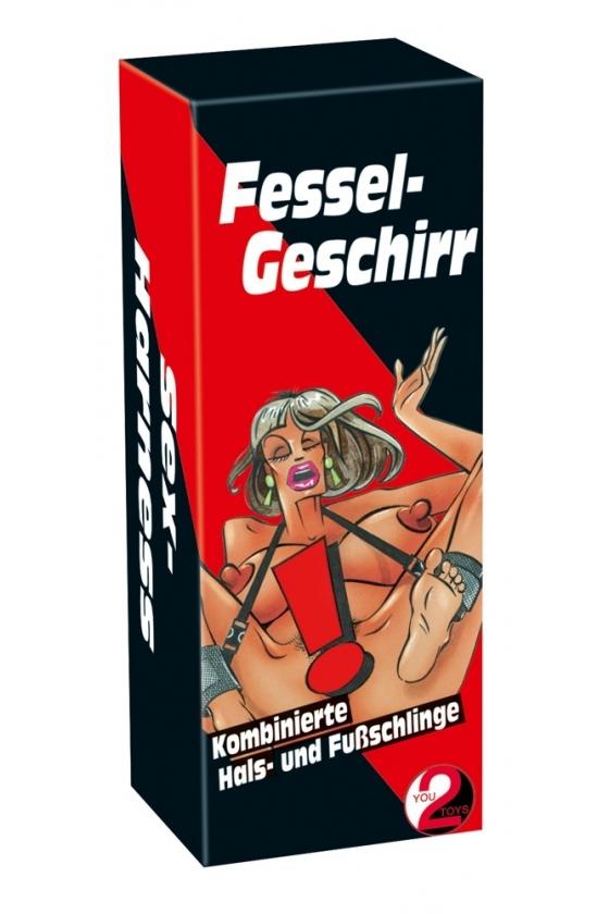 FESSEL-GESCHIRR