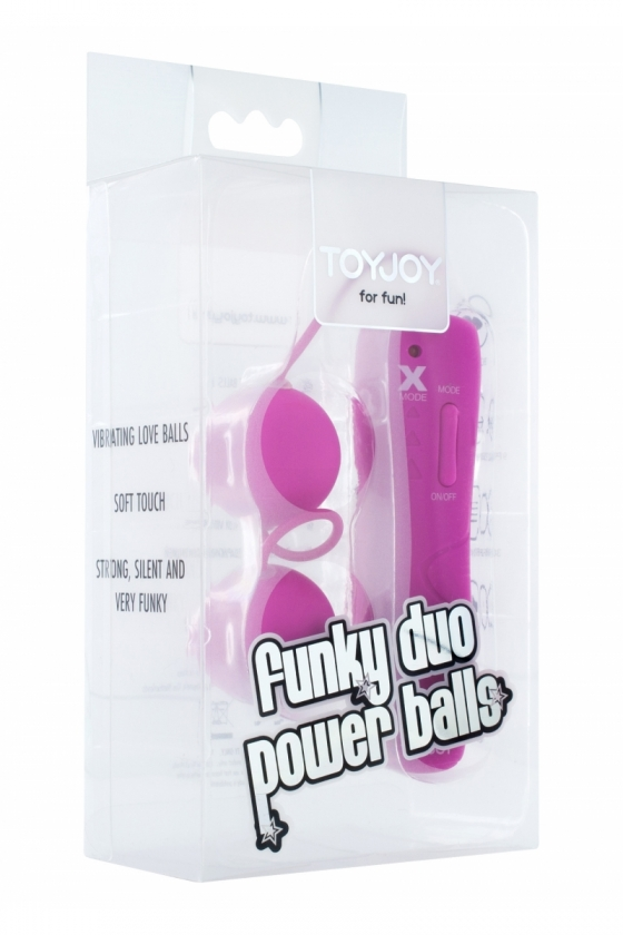 FUNKY DUO POWER BALLS